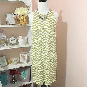 NWT The Limited Classy Sleeveless Shift Dress